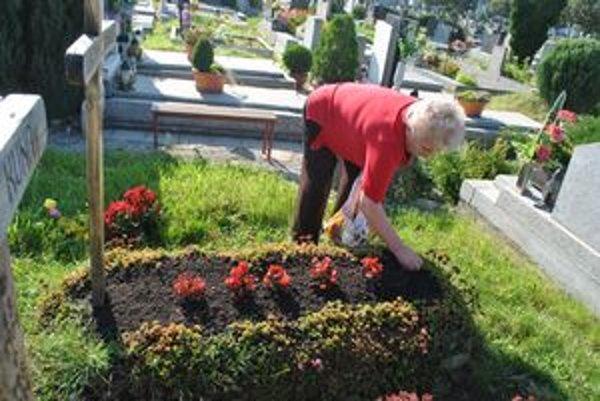 Margita Košická. Žena sa na život Nemcov v ich meste nepamätá.