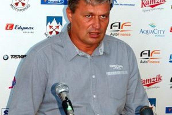 Tibor Turan. Výkonný riaditeľ HK Poprad.