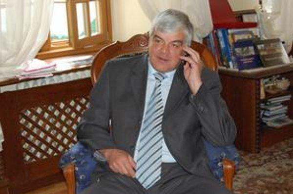 Primátor Šajtlava. Vyjednával čo najvýhodnejšie podmienky pre nemocnicu.