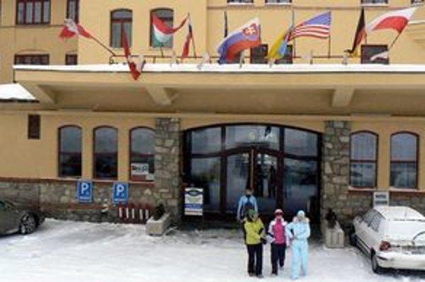 Hotelové kapacity v Tatrách na Silvestra sú stále voľné.