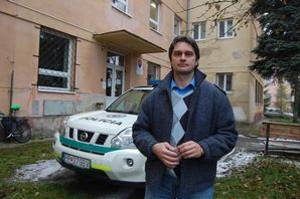Ján Štefaňák. Riaditeľ odboru justičnej polície OR PZ v Poprade.