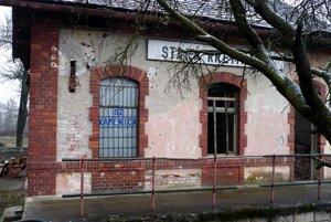 Železničná stanica má viac ako 140 rokov.