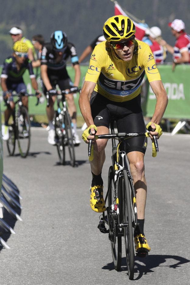 Chris Froome je v tejto sezóne najlepšie plateným cyklistom v pelotóne.