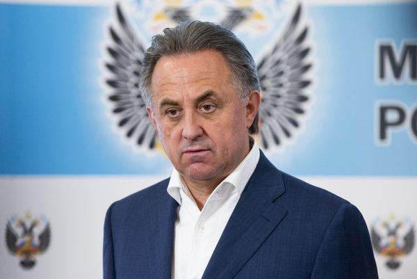 Bývalého ruského ministra športu Vitalija Mutka odvolali z pozície šéfa organizačného výboru futbalových MS 2018.