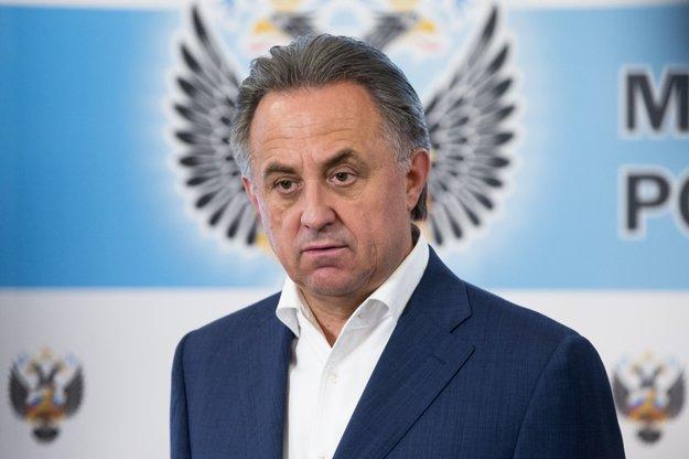 Bývalý ruský minister športu Vitalij Mutko.