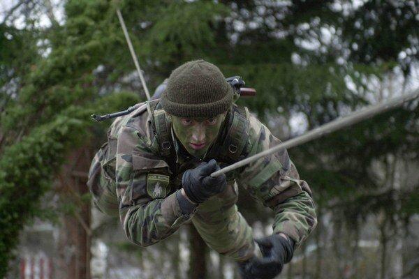 Ukážky vojenského výcviku budú počas dňa v mestskom parku.
