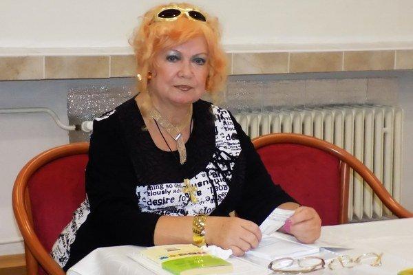 Nina Golasová, alias Nina Chilli.