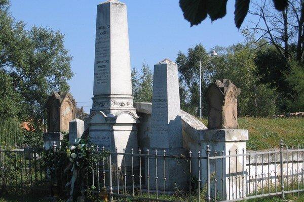 Konkolyho hrobka.