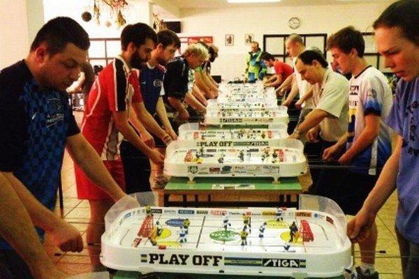 Takto urputne sa bojovalo obody acelkové umiestnenia na turnaji SLOVAK OPEN 2016.
