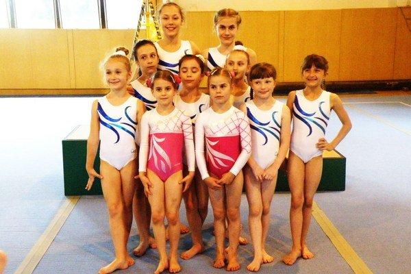 Gymnastky GK Nové Zámky