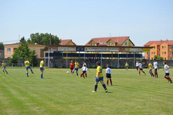 Na turnaji žiakov v Úľanoch nad Žitavou dominovali mladí Bánovčania.