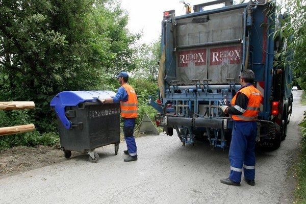 Mesto zastaví vývoz odpadu neplatičom (ilustračné foto)