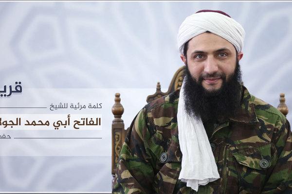 Líder frontu Mohammed Džoulání.