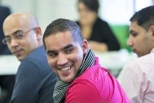 Mladí Rómovia chápu význam vzdelania. Hľadajú podporu štúdia