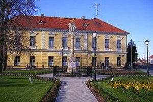 Mesto Gabčíkovo.