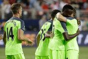 Liverpool nedostal od AC gól, sám dal dva.
