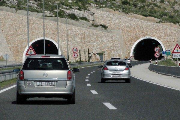 Autom chodia Slováci na dovolenku najčastejšie do Chorvátska či Talianska.