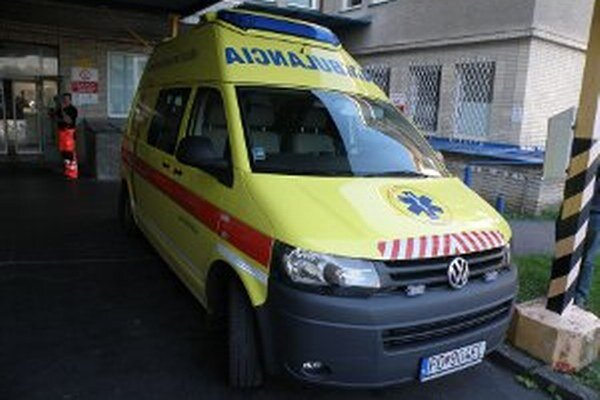 Záchranka v Bojniciach zmení od decembra prevádzkovateľa.