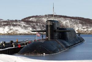 Murmansk je najväčšou ruskou základňou atómových ponoriek.
