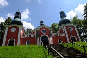 Dolný kostol.