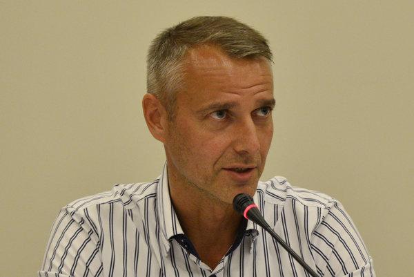 Primátor mesta Košice Richard Raši.