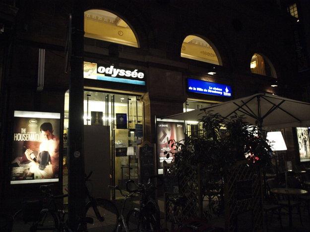 Premietania troch finalistov prebehli v kine Odysée.