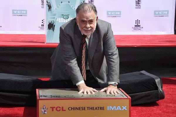 Krstný otec. Film preslávil režiséra po celom svete, získal zaň aj Oscara.