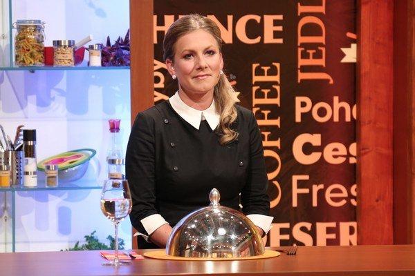 Zuzana Sabolová. Gastronómka uznáva, že muži sú v kuchyni lepší.
