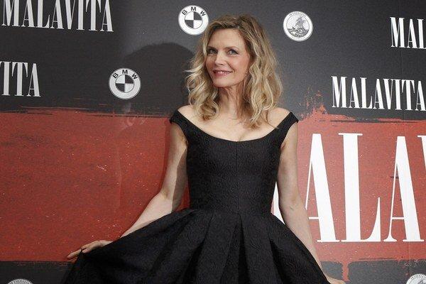Michelle Pfeiffer.