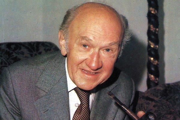 Louis de Funes. No nielen dabingom francúzskeho komika sa preslávil František Filipovský.