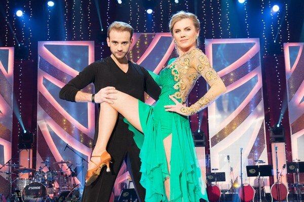 Miluje tanec. Ten si užila nedávno v českej tanečnej súťaži.