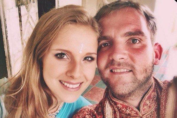 Libor Bouček a Gabriela Bendová. Pár tvoria už dva roky.