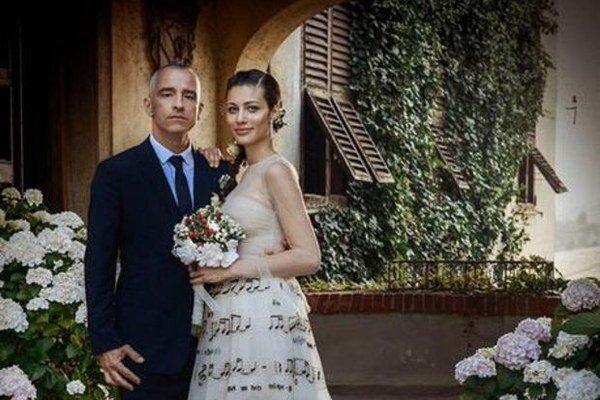 S manželkou Maricou. Tešia sa z dvoch potomkov.