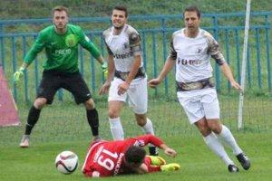 Faul na Milonoviča. Faulovaný Bardejovčan penaltu premenil.
