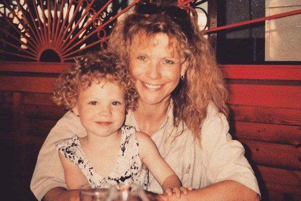 Mama gitaristka, dcéra klaviristka. Každá ide vlastnou hudobnou cestou.