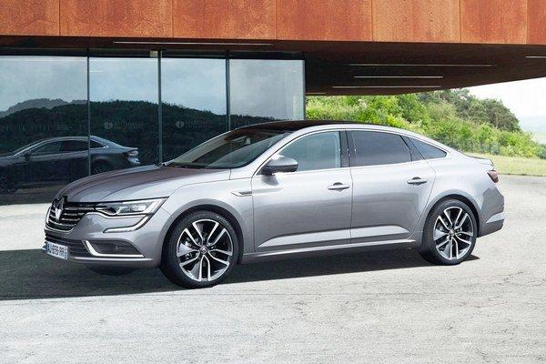 Renault Talisman nahradí Lagunu. Kupé-limuzína Talisman so stupňovitou zadnou časťou bude mať svetovú premiéru na frankfurtskom autosalóne.