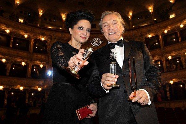 Neprekonateľní. Karel a Lucie neohrozene vládnu českému hudobnému nebu.