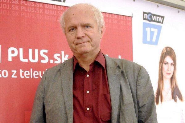 Peter Jurčovič. Známy slovenský meteoróg predpovedá pravú zimu najskôr vo februári.