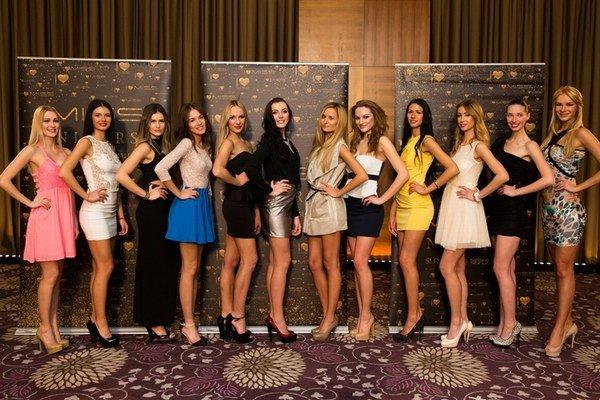 Finalistky Miss Universe. O niekoľko týždňov zabojujú o titul Kráľovnej krásy.
