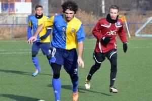Poslali ho domov. Srb Milan Gajič (v strede) trénerov nepresvedčil.