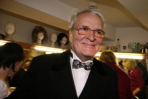 Vladimír Brabec. Celú kariéru i život mu ovplyvnila jediná seriálová rola.