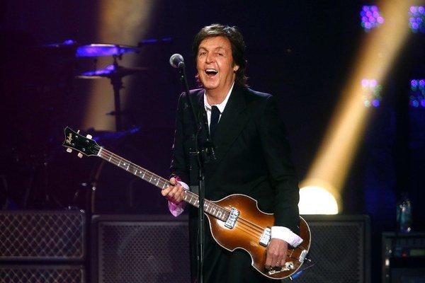 Paul McCartney chystá nový album a príde do Viedne.