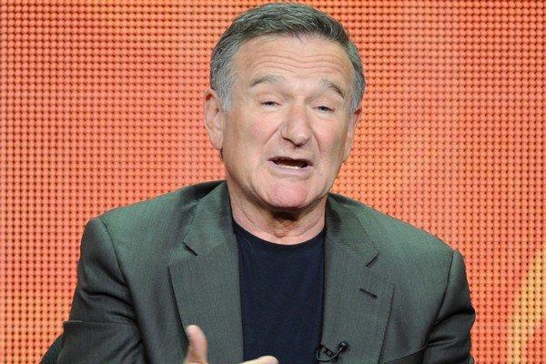 Robin Williams je súčasťou programu na udržanie dlhodobej triezvosti.