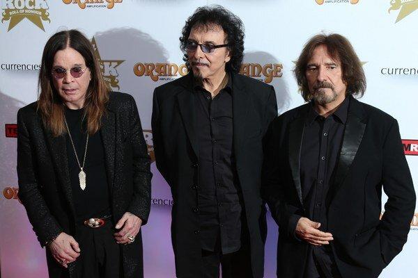 Black Sabbath. Traja žijúci členovia formácie už vymýšľať pesničky nechcú.