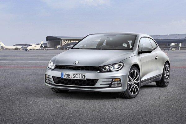 Nové športové kupé Volkswagen Scirocco. V porovnaní s doterajším modelom bola zmenená najmä predná a zadná časť vozidla.