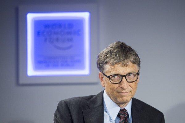 Bill Gates. Spoluzakladateľ Microsoftu je opäť najbohatším.