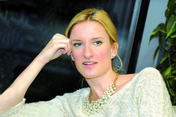 Adela Banášová sa etikoterapiou stará o dušu, biostravou o telo.