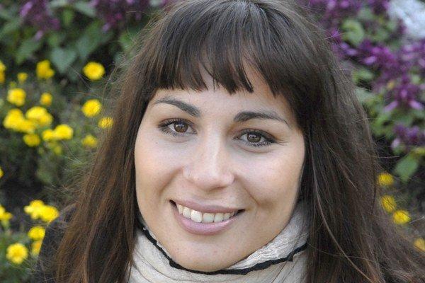 Kristina Greppelova.