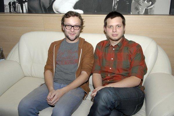 Martin Husovský a Stano Čorej. Nápad nevydávať albumy, ale single, ich nadchol.