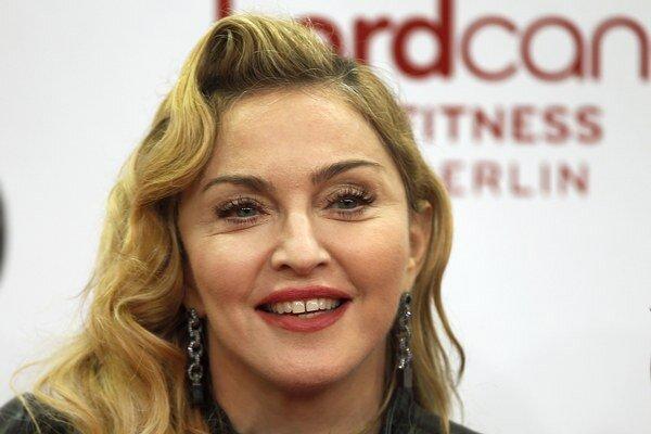 Madonna zarobila 125 miliónov dolárov.